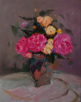 Myrl's Flowers -- Irena Jablonski
