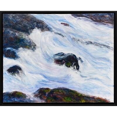 Turbulence -- Joan Frey
