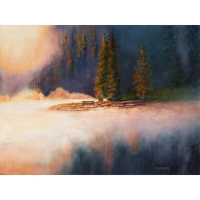Sunrise Picnic -- Nancy R Bradley