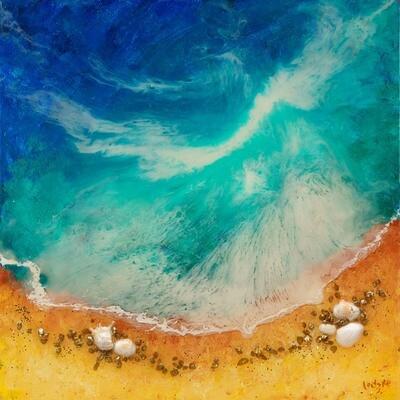 Ocean Breeze -- Leanna Leitzke