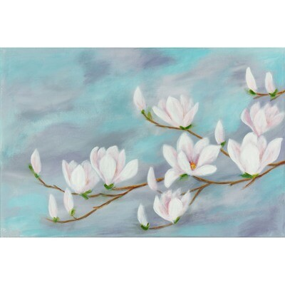 Touch of Spring -- Hilda Bordianu