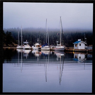 Friday Harbor -- Lisa Marie Kostal