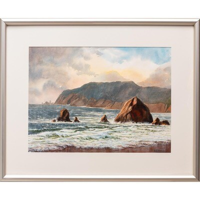 Cannon Beach -- Nancy R. Bradley
