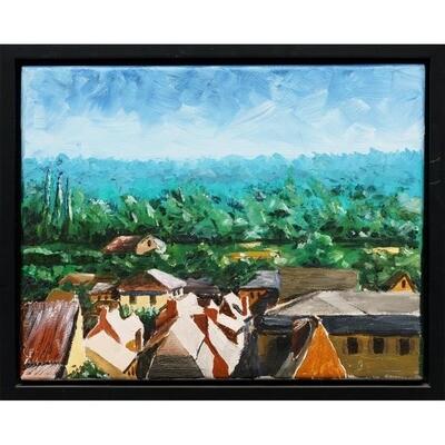 Edge of Town -- John Cannon