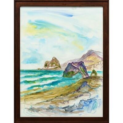 Tillamook Head Oregon -- Forrest Goldade