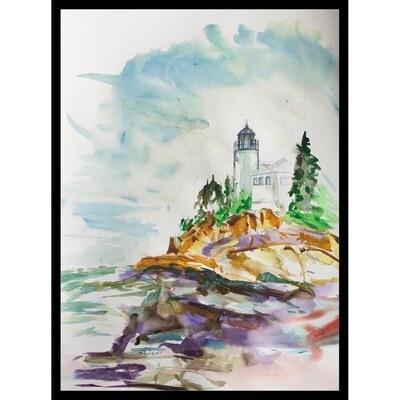 Lighthouse Impressions -- Forrest Goldade