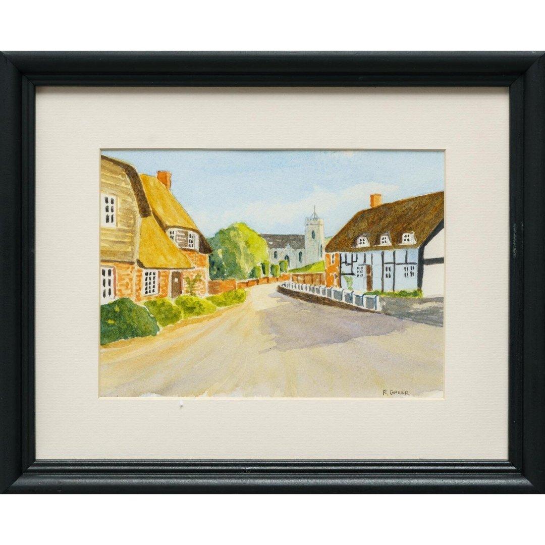 Baker, Roger -- Okeford, Dorset, UK