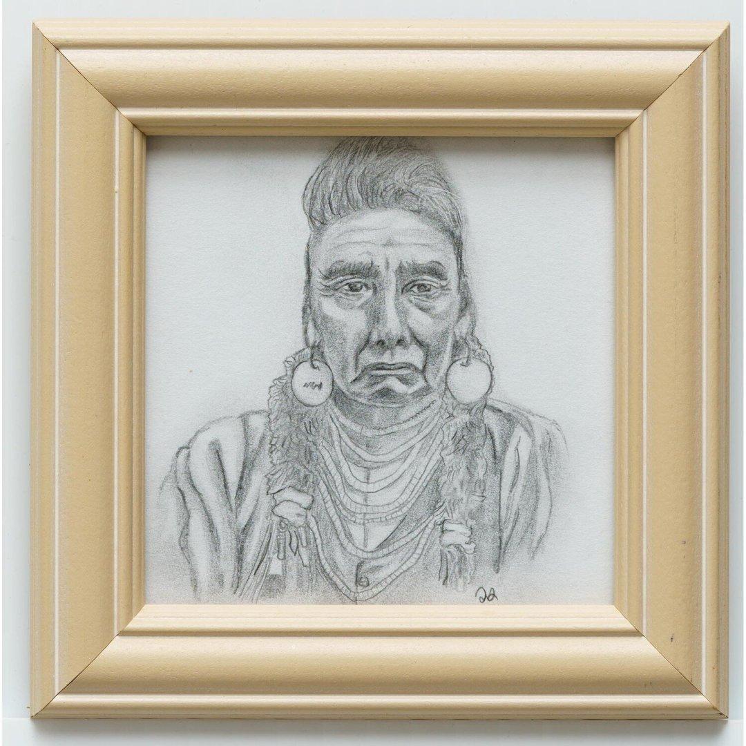 Bordianu, Theresa -- The Chief