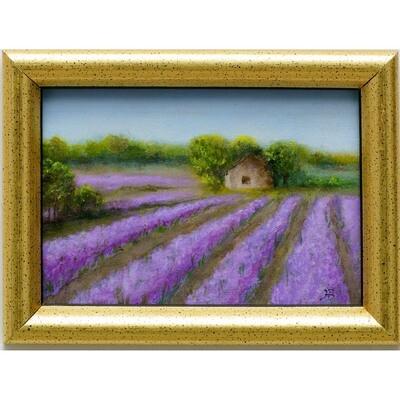 Bordianu, Hilda -- Lavender Field