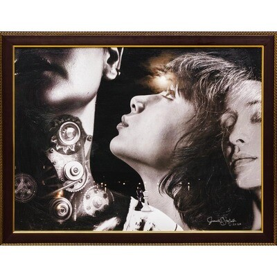 Loving in the Dark-- Jeanette S. Stofleth