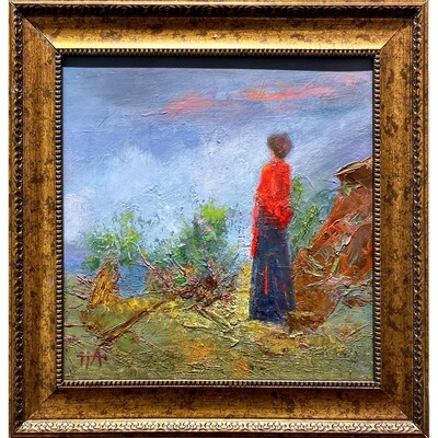 Rocky Landscape -- Irena Jablonski