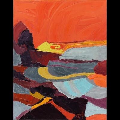 Seascape Fantasy -- Irena Jablonski