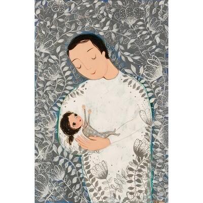 Father's Love -- Aziza Saliev