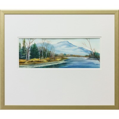 Snoqualmie River at Mt. Si -- Joan Frey