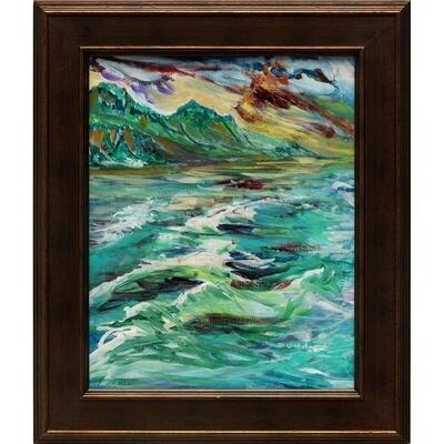 Sunset Kauai -- Forrest Goldade