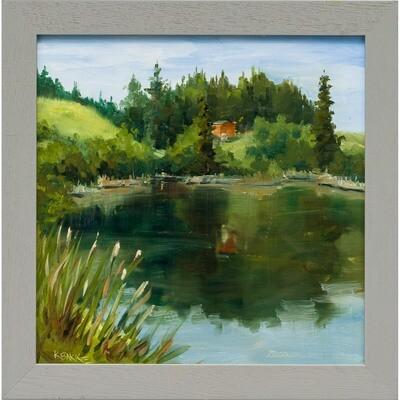 Reflections -- Karen Bakke