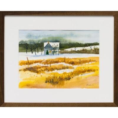 Winter Farm -- Jerry Baldwin