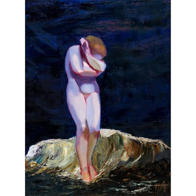 Birth of Venus -- Irena Jablonski