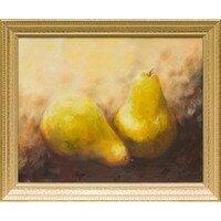 A Pair of Pears -- Hilda Bordianu
