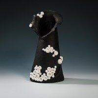 Fantasy Vase -- Hilda Bordianu
