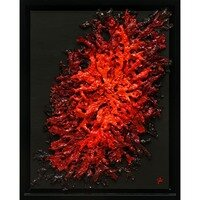 La Flamme --  Geraldine Le Calvez