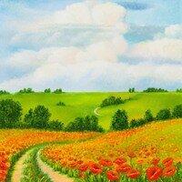 Poppy Fileds -- Leanna Leitzke