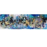 Rhapsody in Blue -- Lisa DeBaets