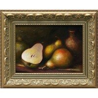 Scrumptious pears -- J. Goloshubin