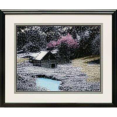 The Cabin -- Jean Burnett