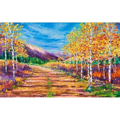 Mountain View -- Kimberly Adams