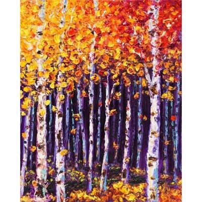 Fall Aspens -- Kimberly Adams