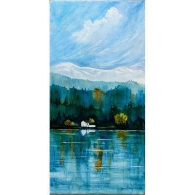 Lake Retreat -- Joan Frey
