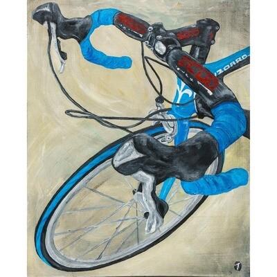 The Bike -- Omar Torres-Rivera