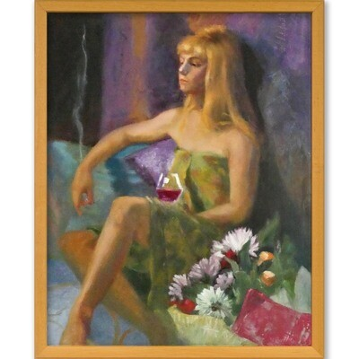 Unloved Flowers -- Irena Jablonski