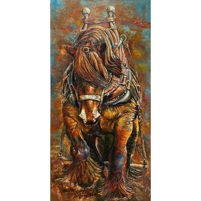 Work Horse II -- Marcus L Howell