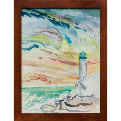 Light and the Lighthouse -- Forrest Goldade