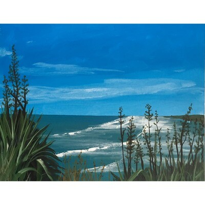 New Zealand Beaches -- John Cannon