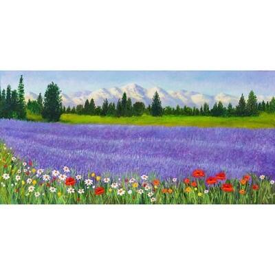 Sequim Lavender -- Leanna Leitzke