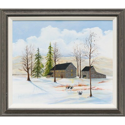 Winter Memory -- Lois Haskell