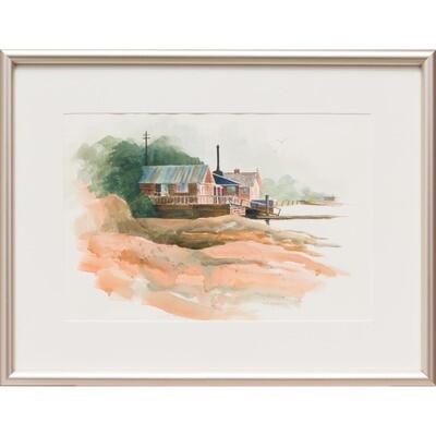 Summer Cottages -- Nancy R Bradley
