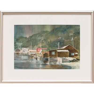 After the Rain -- Nancy R Bradley