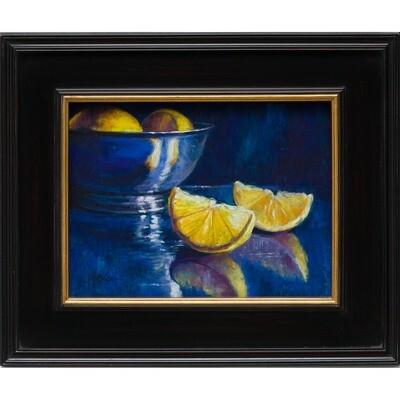 Lemons and Silver -- Megan Veldee