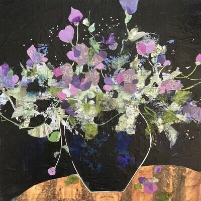 Midnight Bouquet -- Susan K. Miller