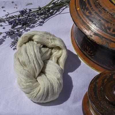 Cachemire - Fil extra-fin naturel