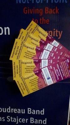 Tickets (Advance)