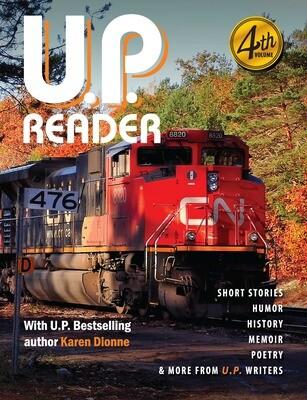 U.P. Reader -- Volume #4 [PB]