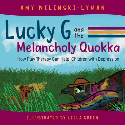 Lucky G and the Melancholy Quokka