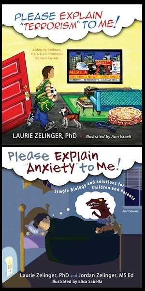 Please Explain Terrorism + Anxiety: 2-For-1 combo