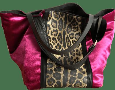 TEKOA 580  giaguaro fucsia