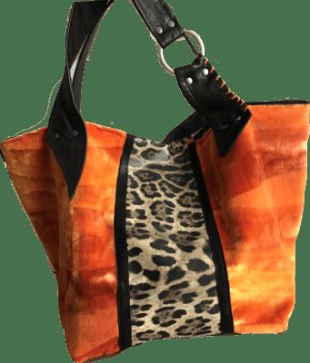 TEKOA 581  giaguaro arancio